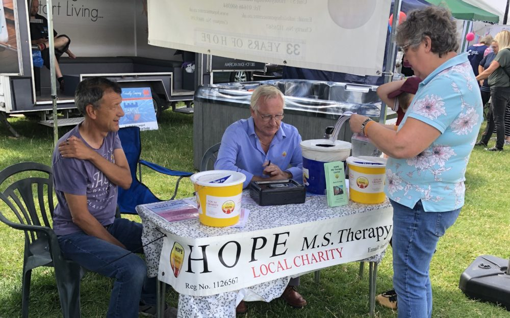 HOPE  MS Therapy Centre